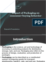 20064874 Impacts of Packaging