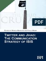 Twitter and Jihad En