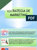 Estrategias de Marketing