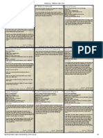 Pathfinder GM Quick Reference Sheet 1-26-17
