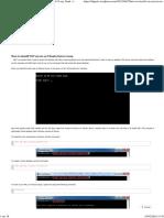 How to Install VNC Server on Ubuntu Server 12.04
