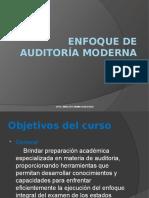 4. Enfoque de Auditoria Moderna