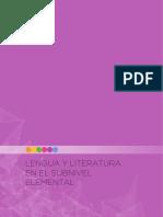 Guia de Implementacion Del Curriculo de Lengua y Literatura Subnivel Elemental