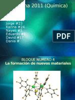 Programa 2011 (Química)