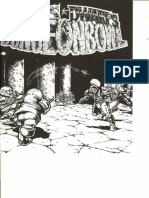 Dungeonbowl Core Rules 1989