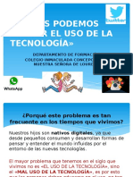 EDUCAR TECNOLOGIA