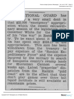 1937 CL Articles