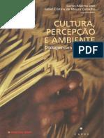 Cultura Percepcao e Ambiente
