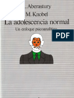 La adolescencia normal [Arminda Aberastury & Mauricio Knobel].pdf