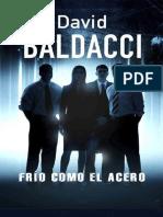 Frio Como El Acero - David Baldacci