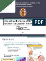 25. ciliopatias