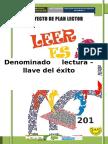 Pro Yec to de Plan Lector 2015