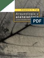 Arqueología y aleteiología, A. Vigo..pdf