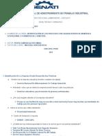 Tarea - Identificacion de Los Procesos Con Calidad
