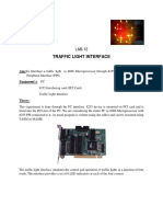 LAB-12 Traffic Light Controler LAB