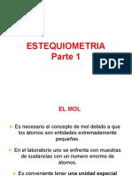 Unidad 04-Estequiometria Parte 1