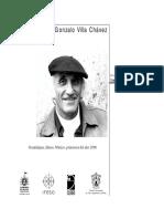Libro Gonzalo Villa Chavez