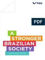 A Stronger Brazilian Society 2012 Report