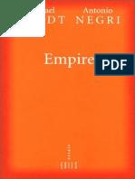 Hardt, Michael - Empire