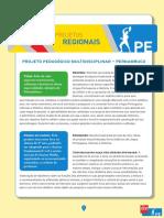 Projeto Regional Pe