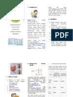 Leaflet Oralit Untuk Diare
