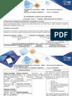 Guía de Actividades y Rúbrica de Evaluación – Fase 4 – Unidad 2