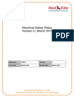 Electrical Safety Policy