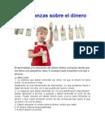 5 Enseñanzas Sobre El Dinero