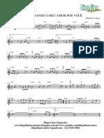 02 Como é Grande o Meu Amor Por Você - Teclado e Violino