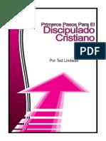 Primeros Pasos Para El Discipulado Cristiano