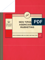 6 Tipos de Agencias de Marketing