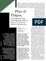 La Plaza de Tlalpan
