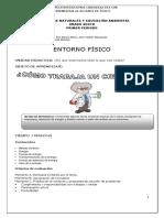 GUIA N°1 P. PERIODO FISICA, GRADO SEXTO
