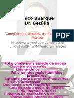 Cap. 8 - Musica dr. getúlio