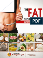 Fat Burning Quick Start Guide