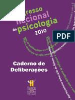 Deliberacao VII CNP
