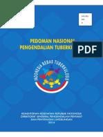 Pedoman Tata Laksana Tuberculosis tahun 2014