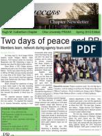 PR Success, Spring 2010 Edition