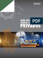 Guia Institutos Privados Bolivia 2017