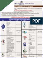 Convocatoria a Becas Nacionales 2007
