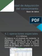 Actividad de Adquisición Del Conocimiento BASE de DATOS 4