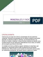 02 Minerales y Rocas