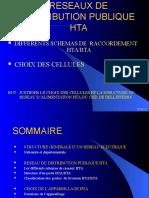 Reseaux de Distribution Publique Hta2