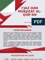 Ppt Mukjizat Al-qur'An