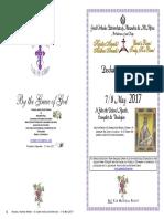 2017 -8 May-festal Vespers Hymns - St John the Beloved Apostle
