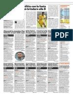 La Gazzetta dello Sport 30-04-2017 - Calcio Lega Pro - Pag.1