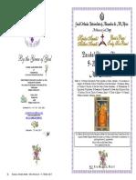 2017 9 10 May Paschal Vespers Mid Pentecost