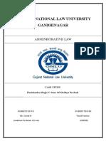 Case Study- Harishankar Bagla v. State of Madhya Pradesh
