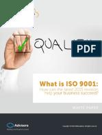 Whitepaper What is ISO 9001 En