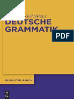 Enke Hentschel Deutsche Grammatik